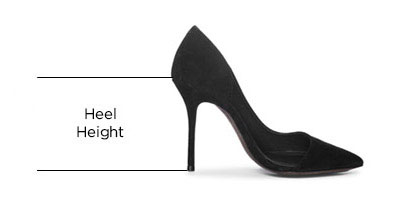 Size Guide Heel
